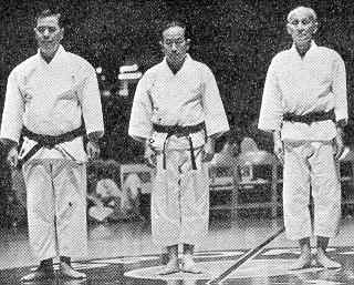 Ohtsuka Sensei on the far right